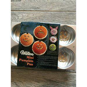 New Vintage Wilton Baking Pan Halloween 1989